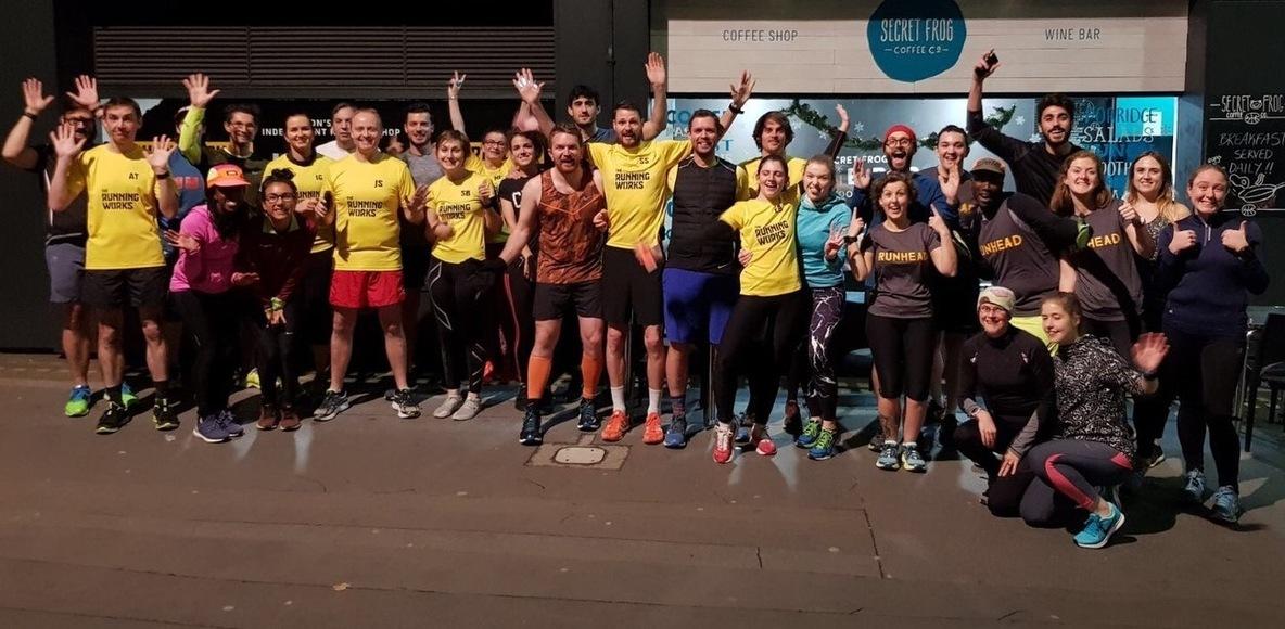 The Running Works Run Club
