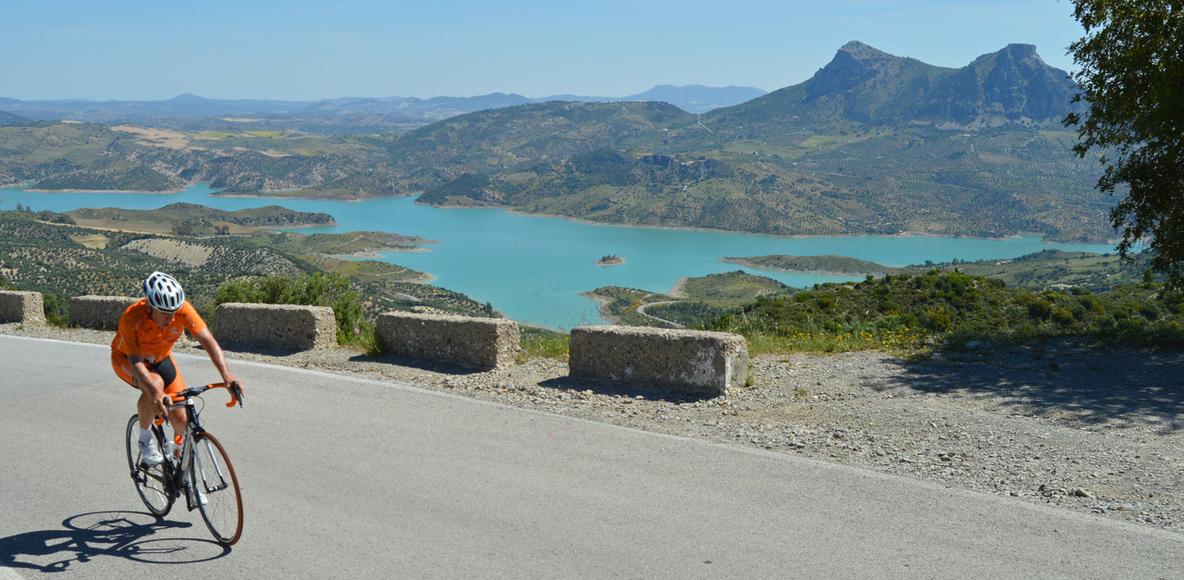 Andalusie Fietsreizen