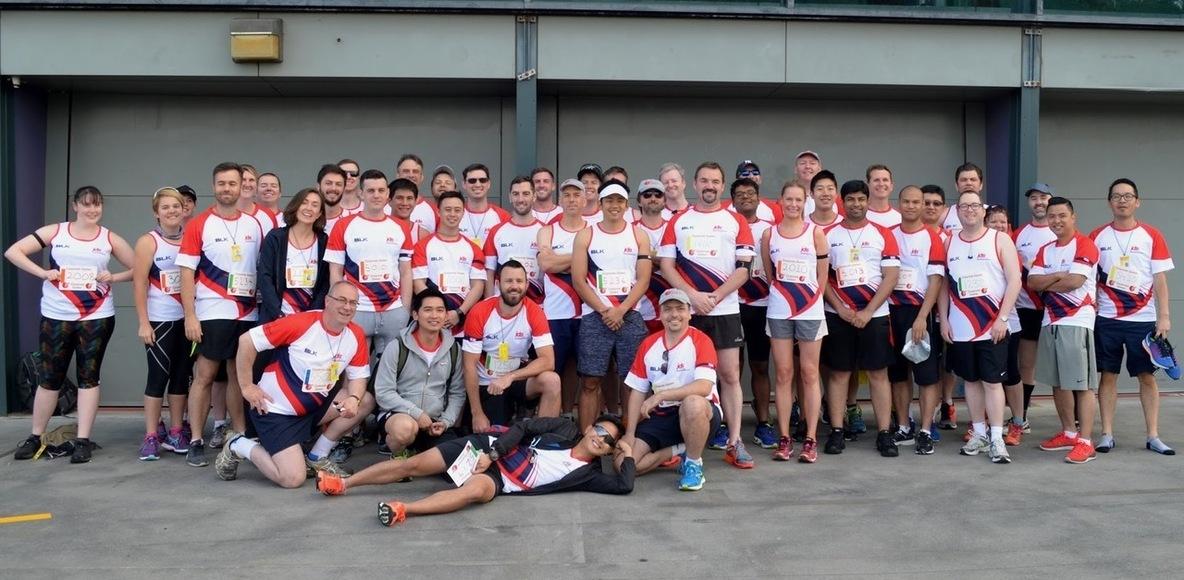 JDS Australia Running
