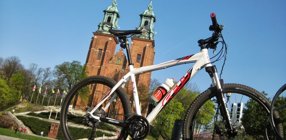 Rowerowe Gniezno
