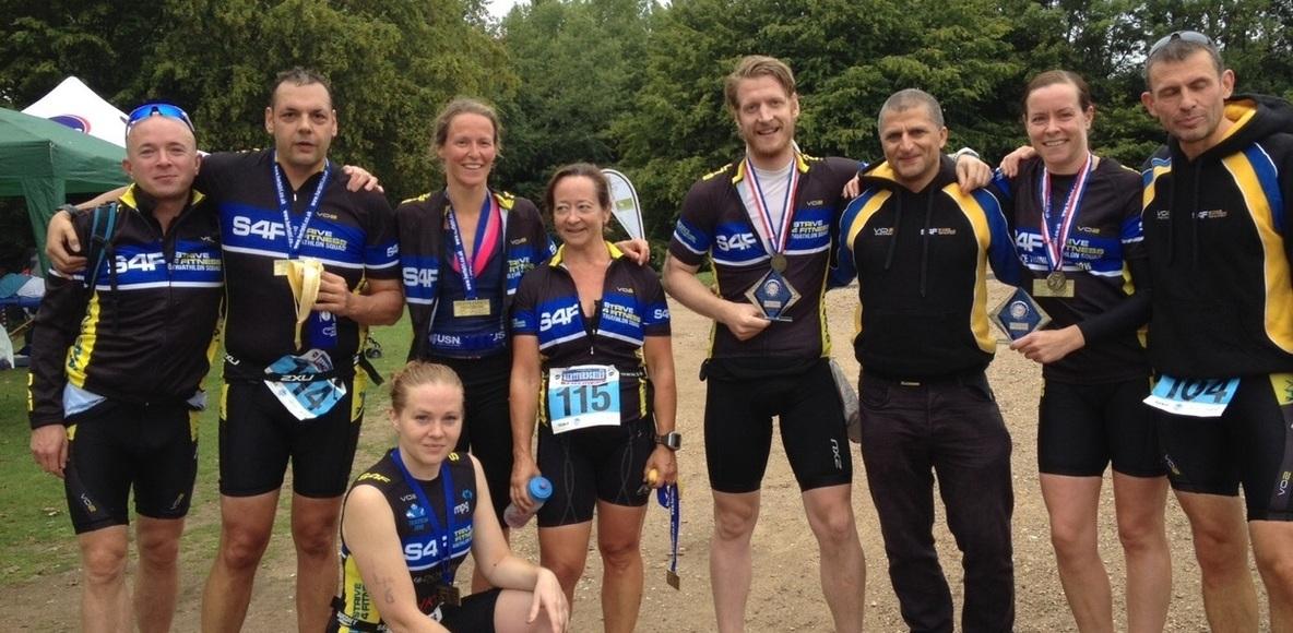 S4F Triathlon Squad