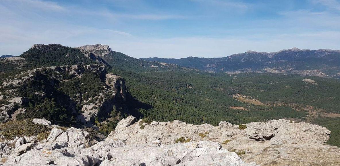 Desnivel Positivo MTB Alicante
