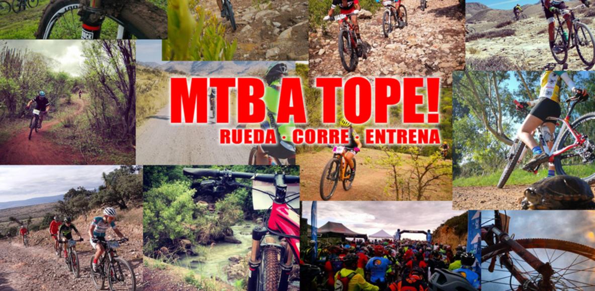 MTB a TOPE | Rueda, corre y entrena