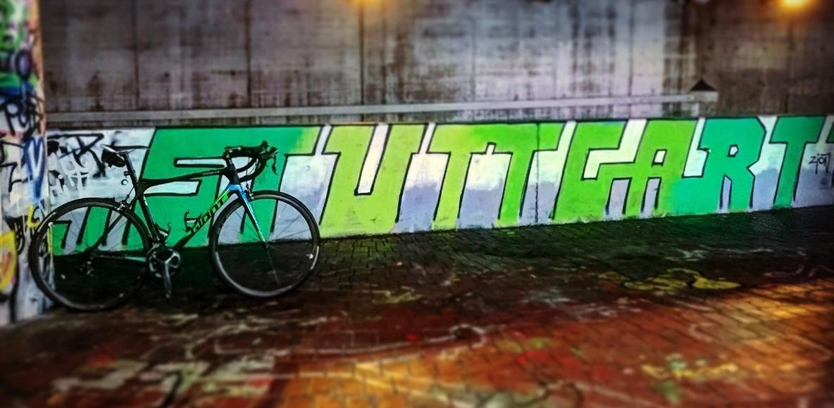 Strava Cyclists Stuttgart