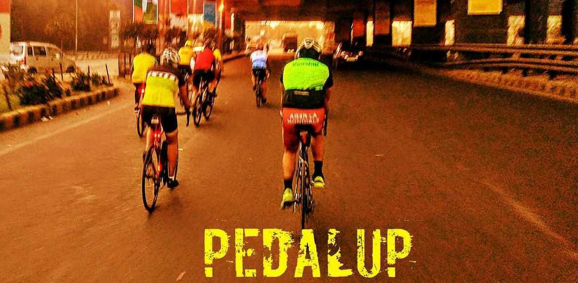 Pedal UP