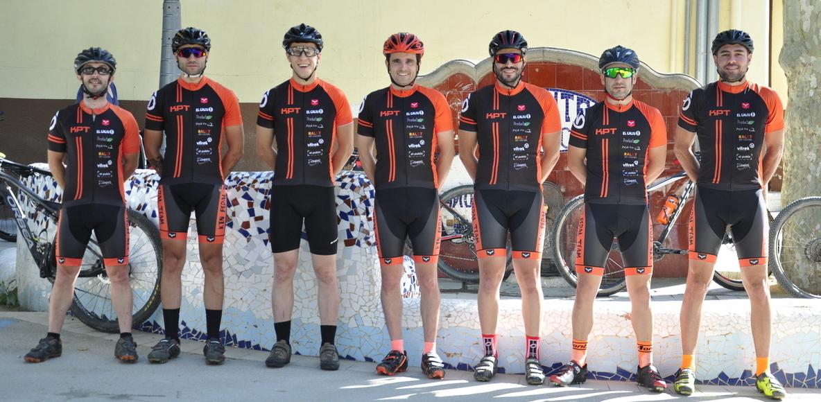 Kin pedal team