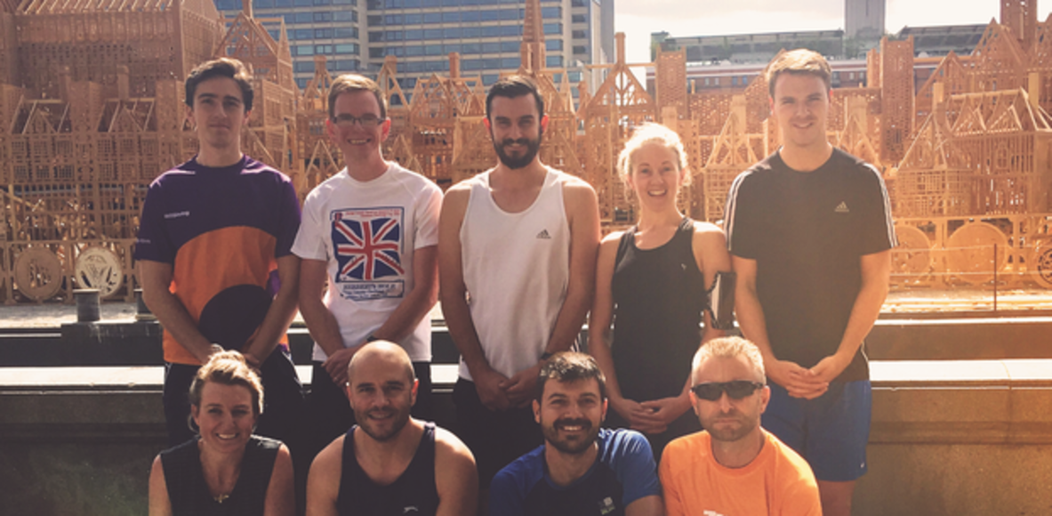 London, England, United Kingdom Club | Zayo Running Club on