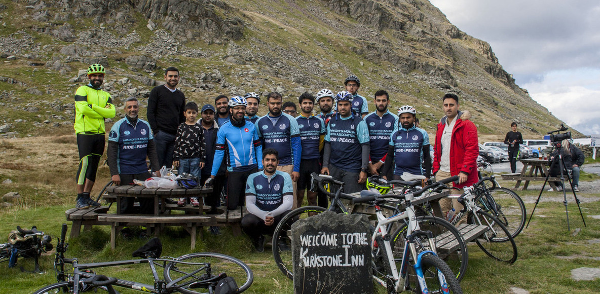 Ahmadi Cycling Club