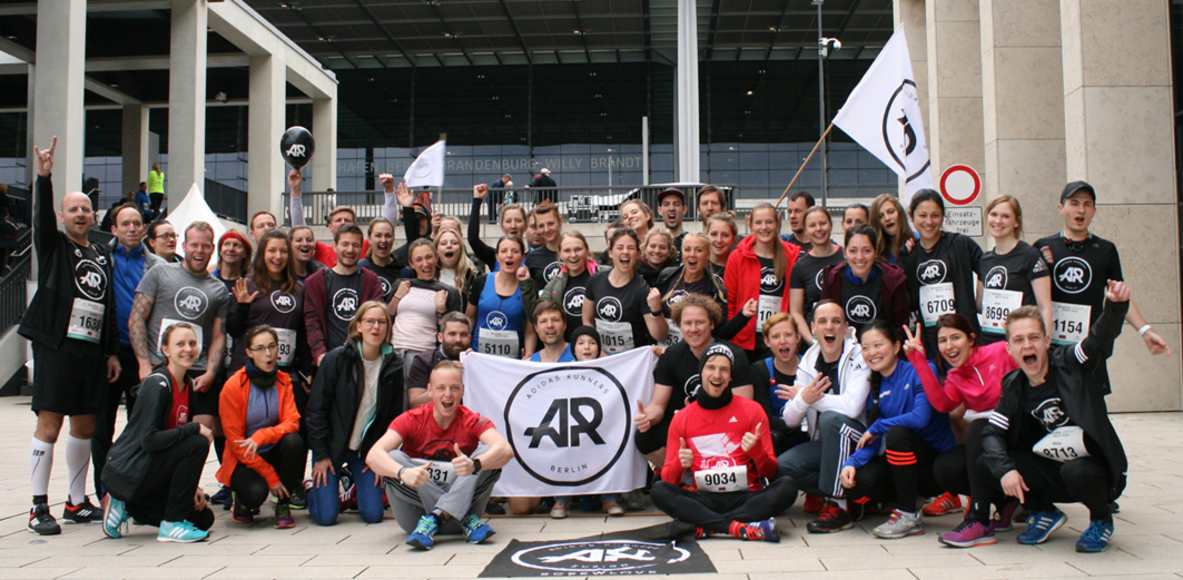 Adidas Runners Berlin Friends