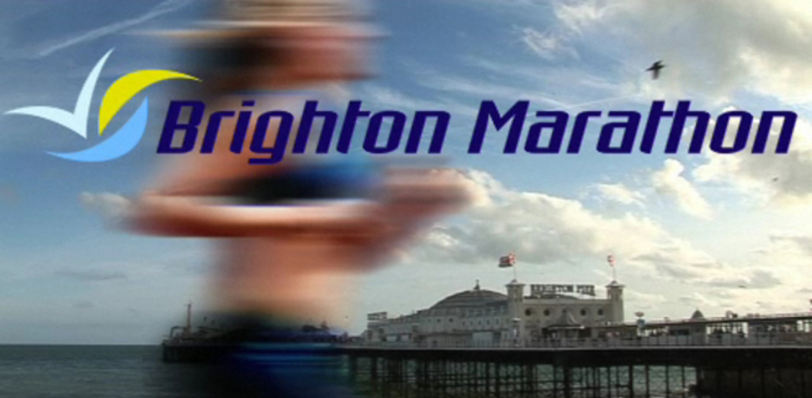 Brighton Marathon 2016 - I'm in!