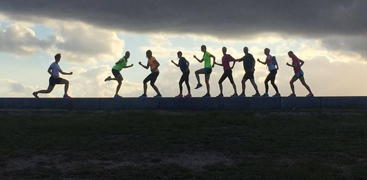 Running Holland