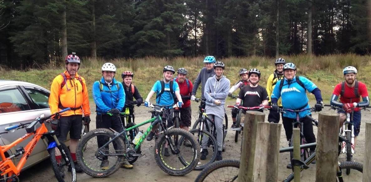 Wishaw Mountain Biking Club