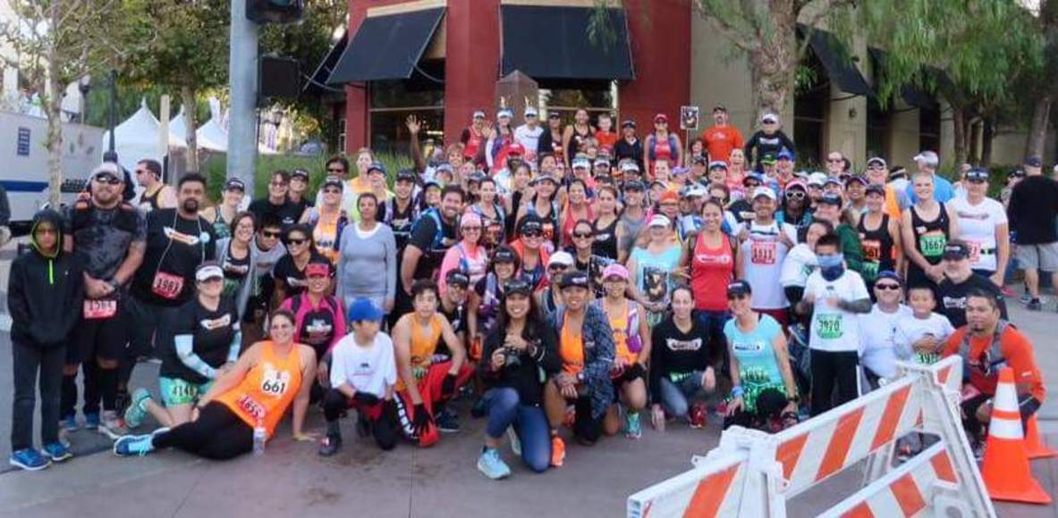 Team Runners Lane