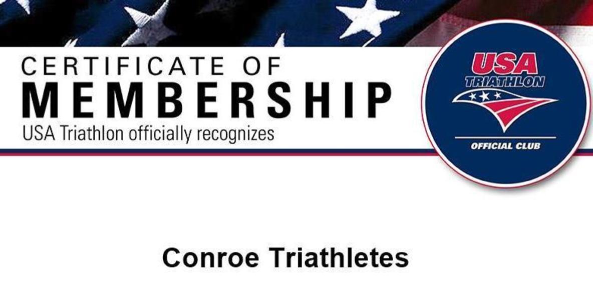 Conroe Triathletes