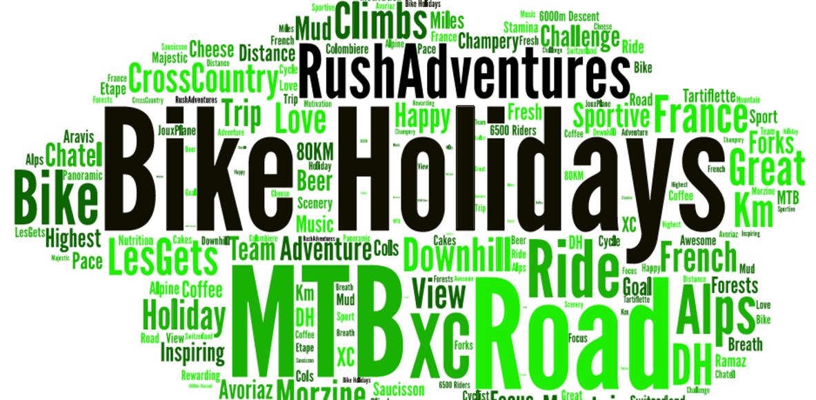 RushAdventures Bike Holidays