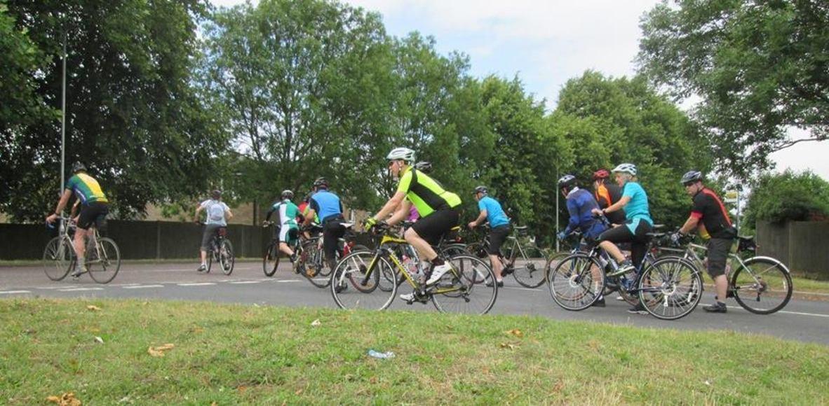 Cycling UK Stevenage