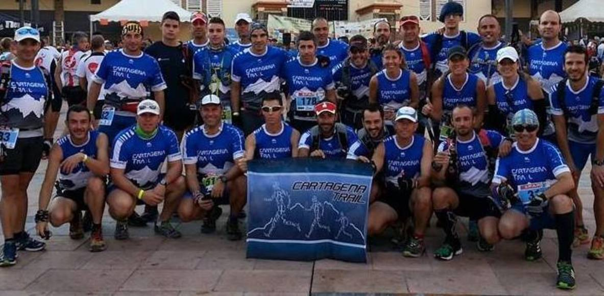 CLUB CARTAGENA TRAIL (carrera)