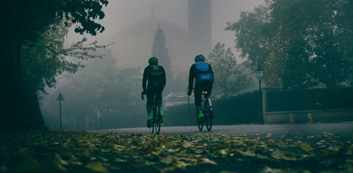 Regent's Park Cyclists