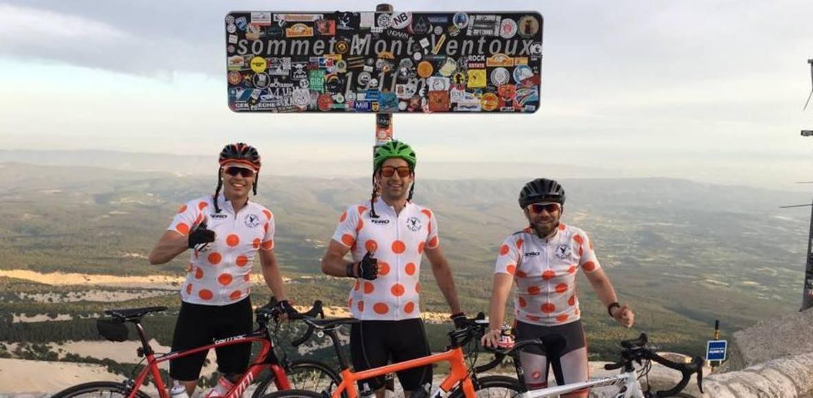 ELHC Cyclists