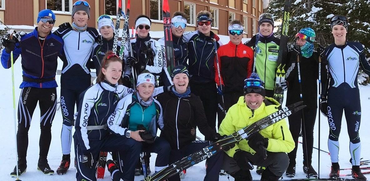 Ski de fond Orford