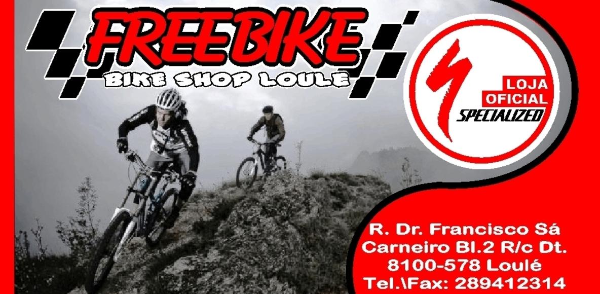 Freebike Shop Loulé