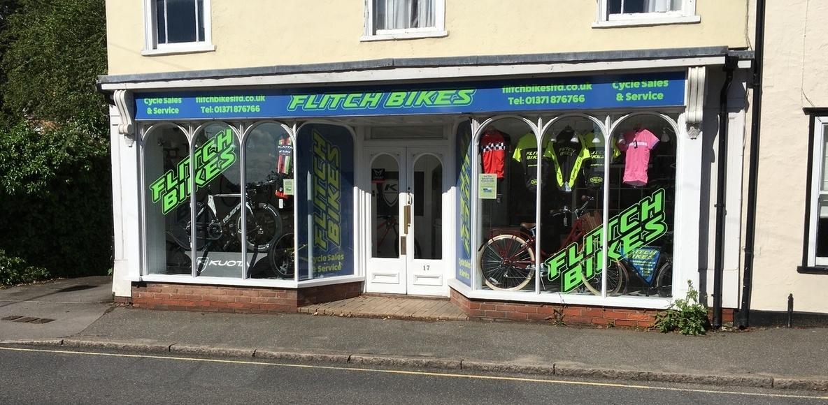 Flitch Bikes Ltd