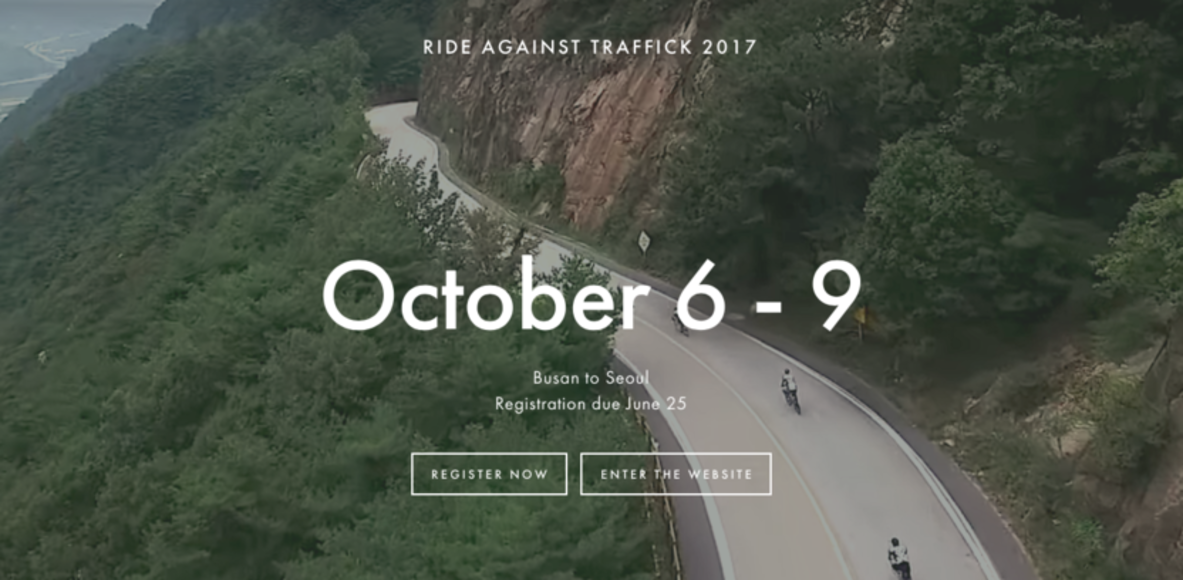 Ride Against Traffick