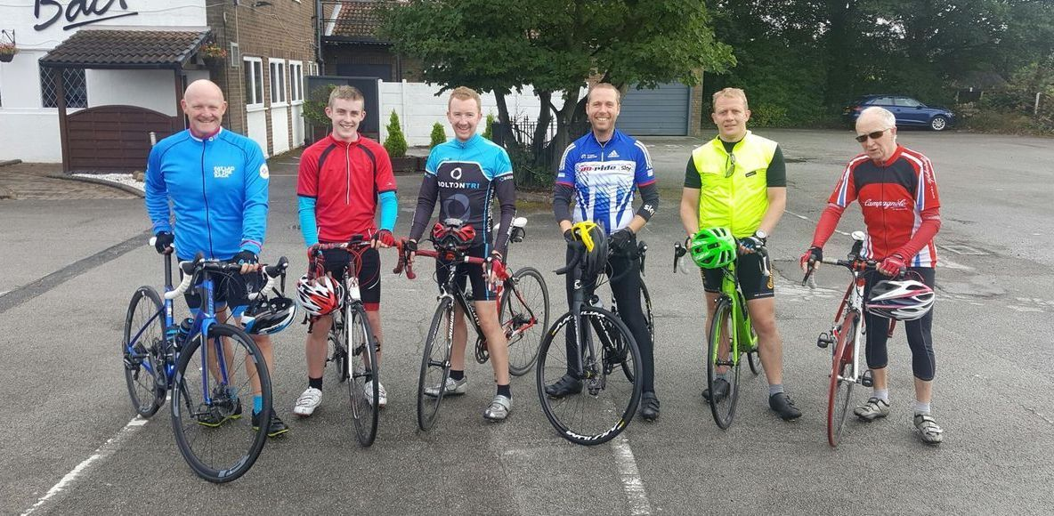 Mytham Cycling Club