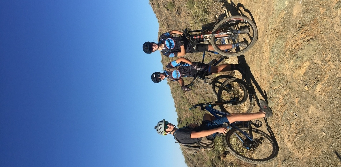 East Valley Composite Mountain Bike Team