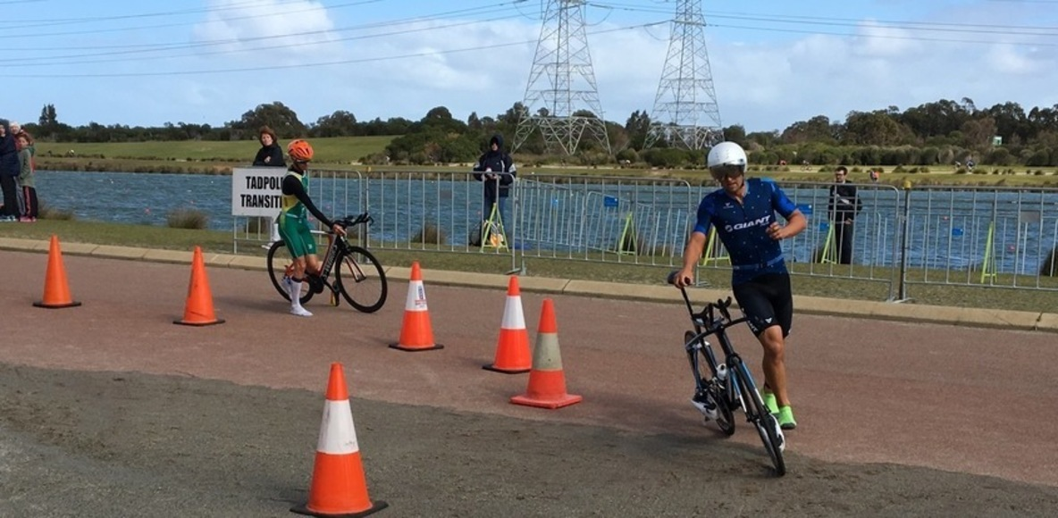 Giant Perth Triathlon