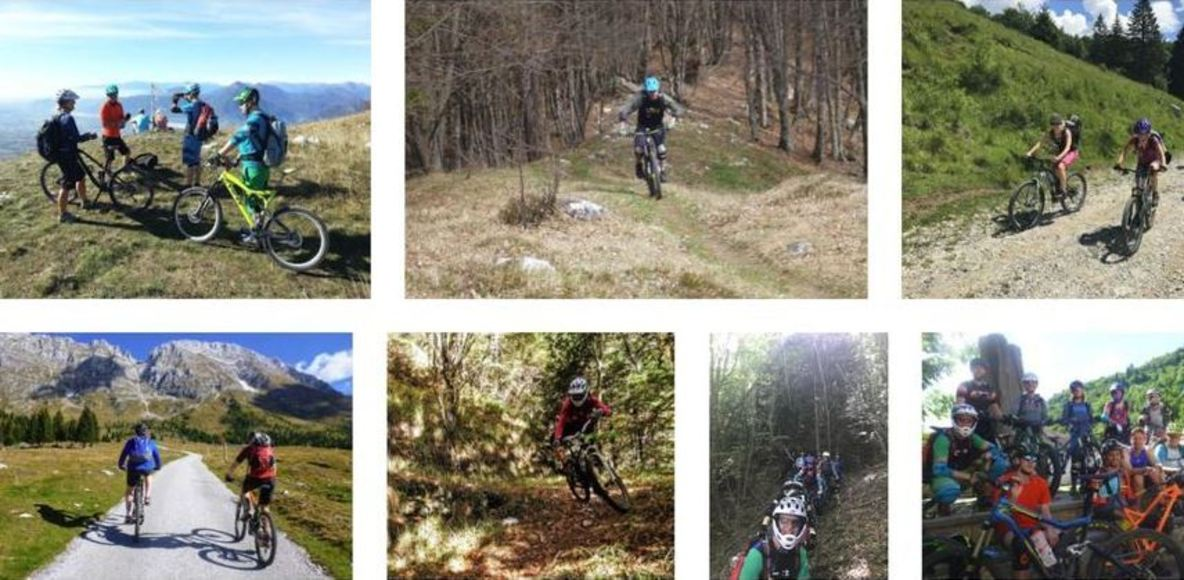 Mountainbikegruppe ÖAV Villach