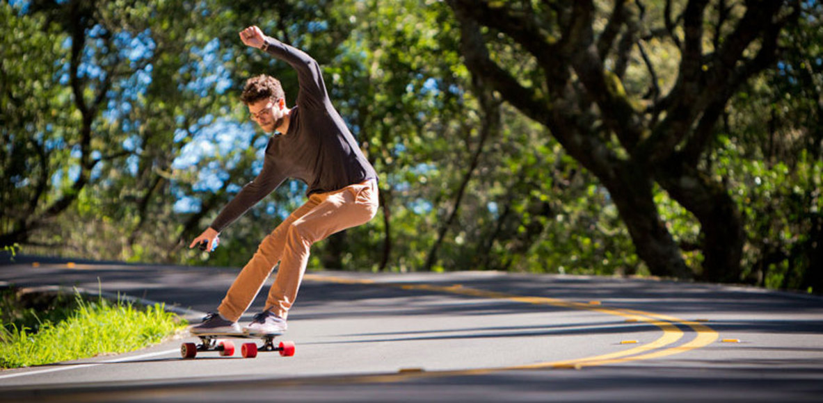 Electric Skateboard Riders (esk8)