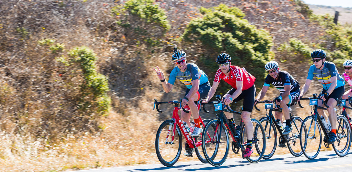 The Jensie Gran Fondo of Marin