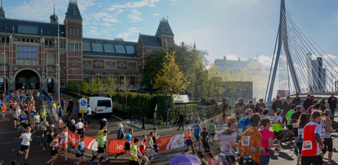 Dutch Marathon Runners