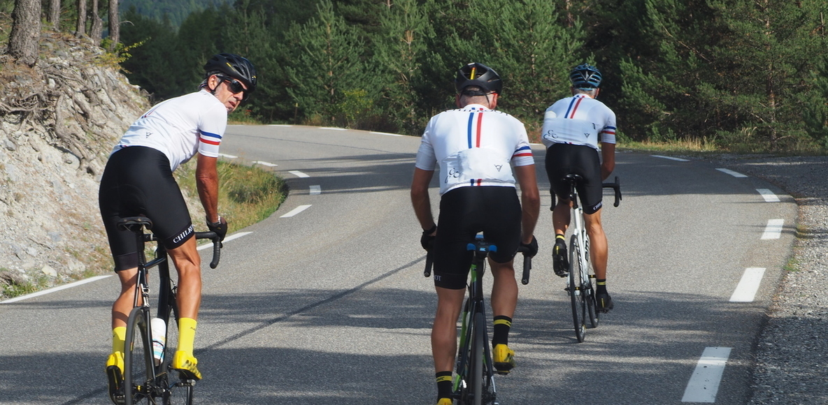 Chilkoot Cycle Club