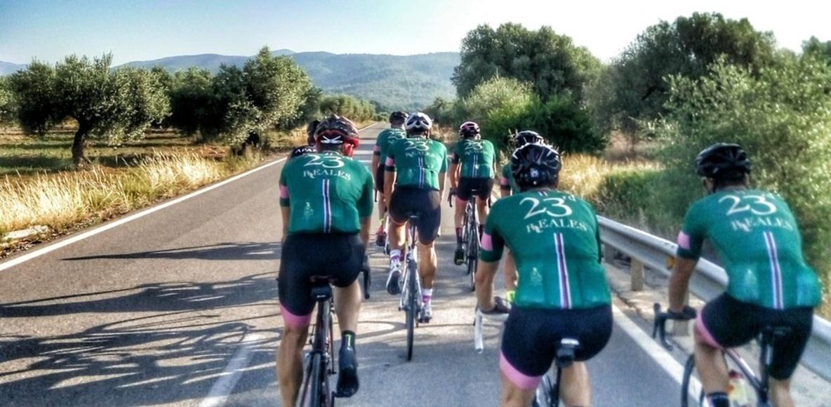 El Club de los Señores Ciclistas