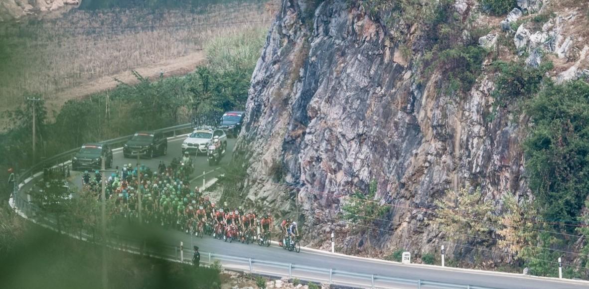 Guilin Road Cycling