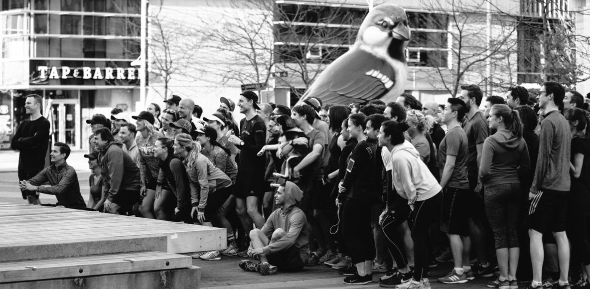 East Vancouver Run Crew