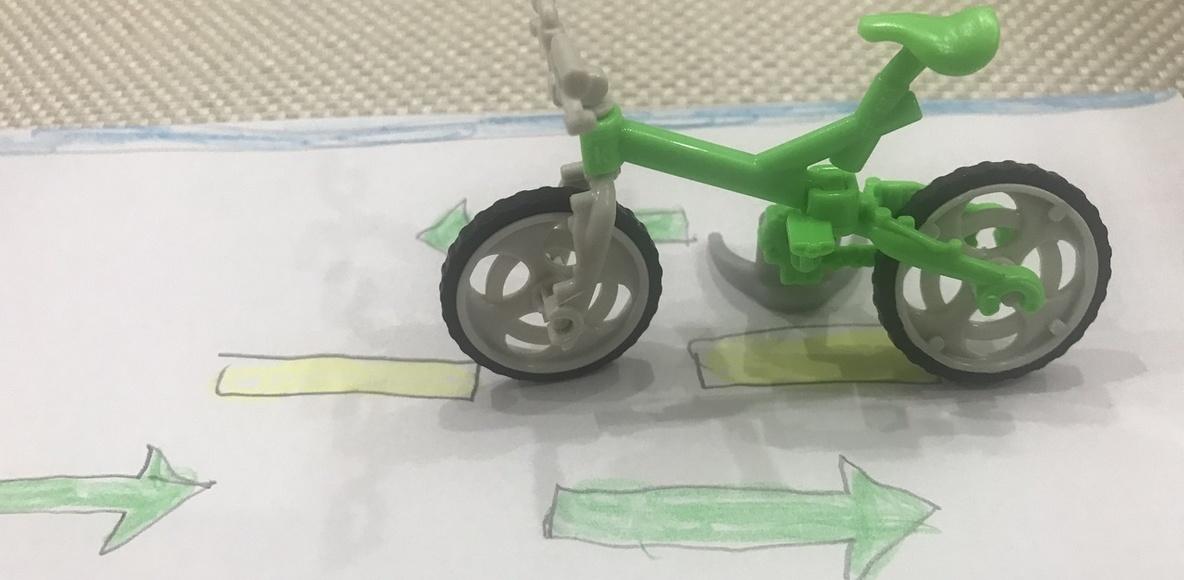 Bisikletli Vegan