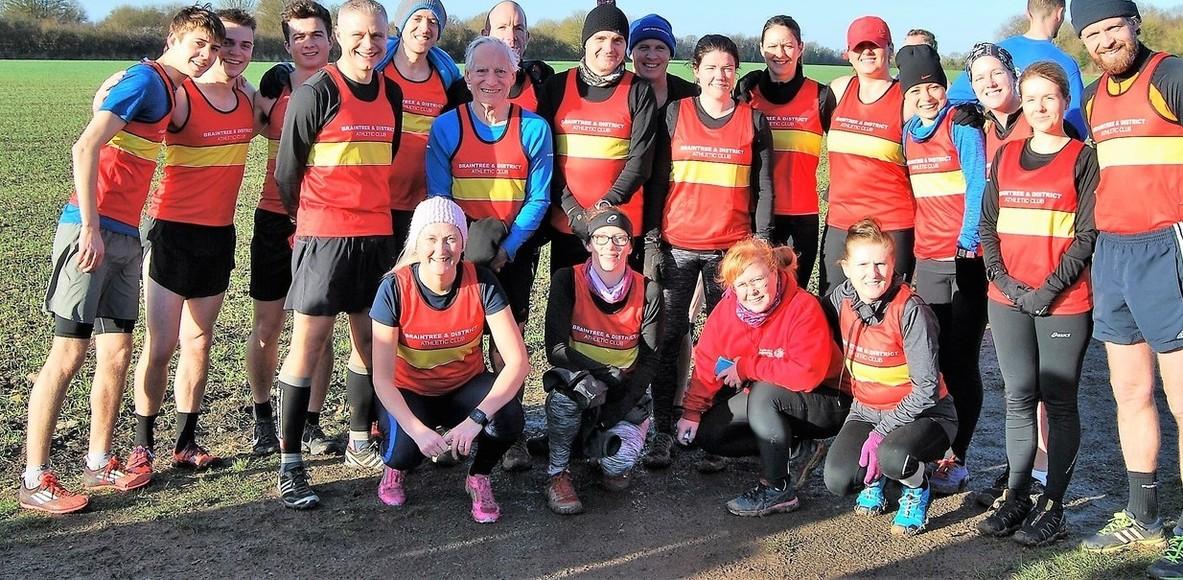 Braintree  District Athletics Club
