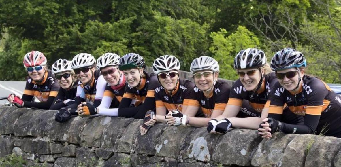 Womens Cycling Sheffield