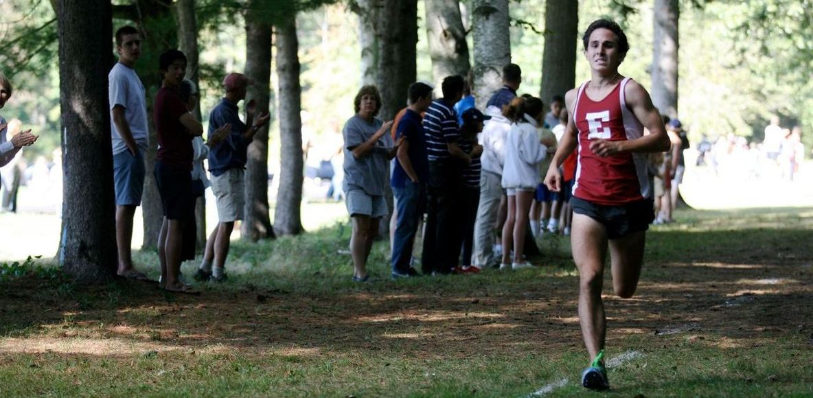Phillips Exeter Boys Cross Country