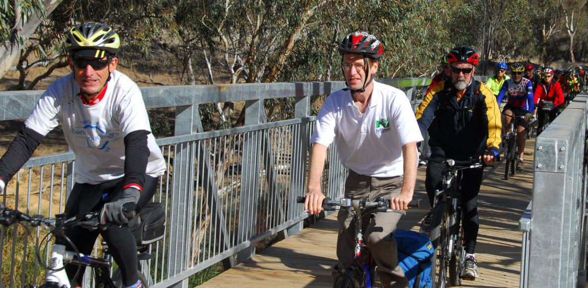 Friends of the Bendigo-Kilmore Rail Trail