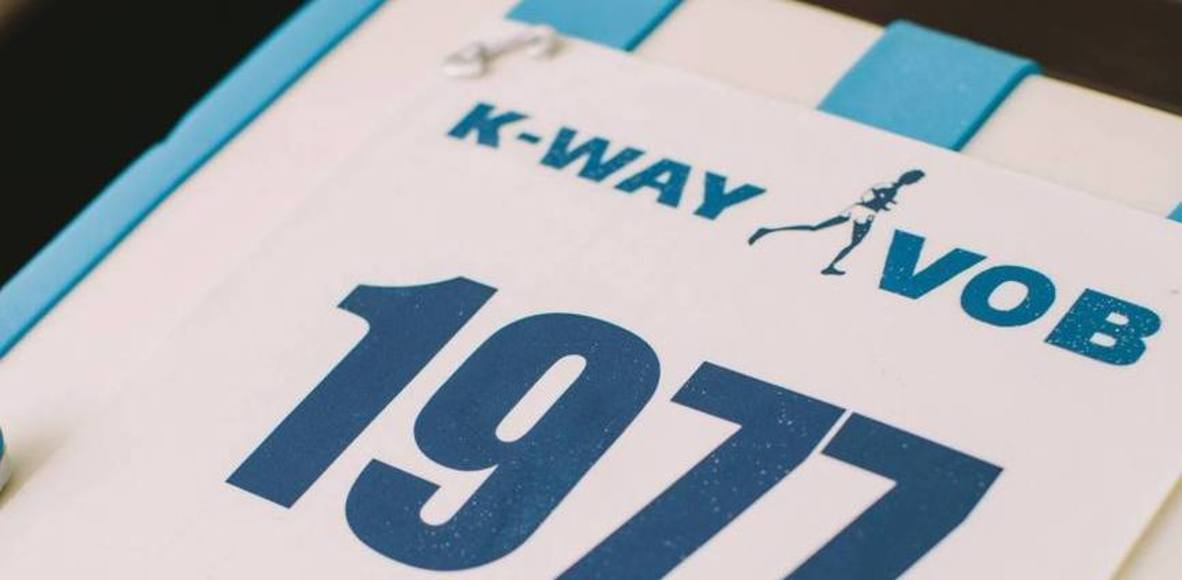 K-Way VOB Running Club