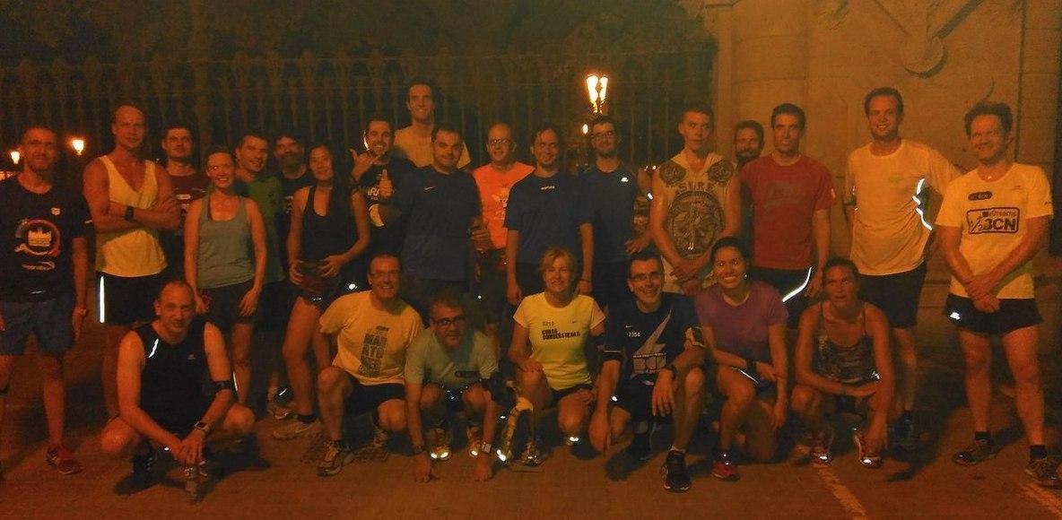 Barcelona Casual Runners