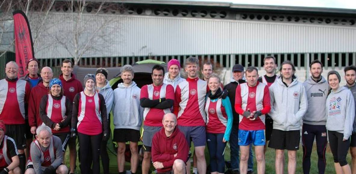 Kimberley and District Striders