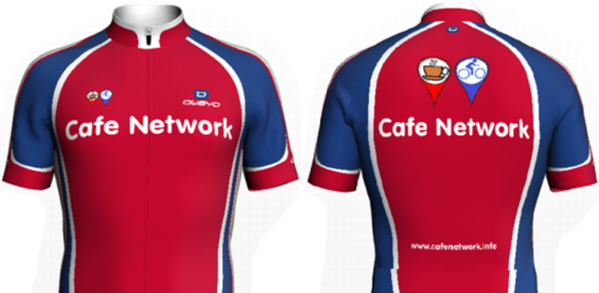 Cafe Network Strava Club