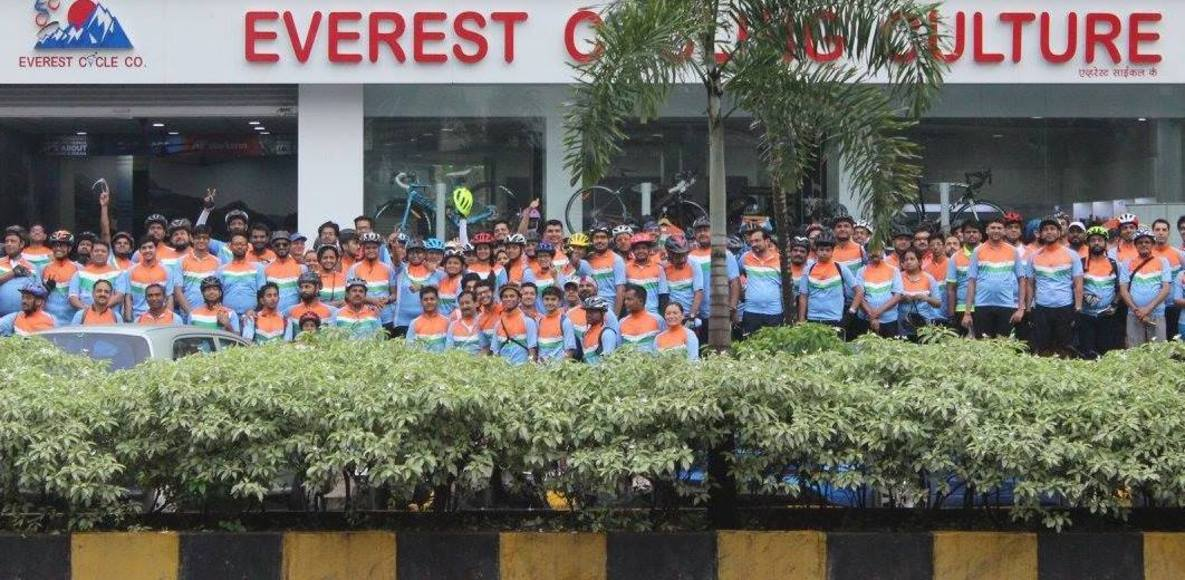Everest Cycling Culture