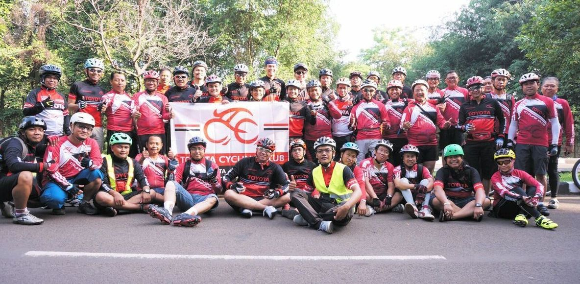 Toyota Cycling Club - TCC