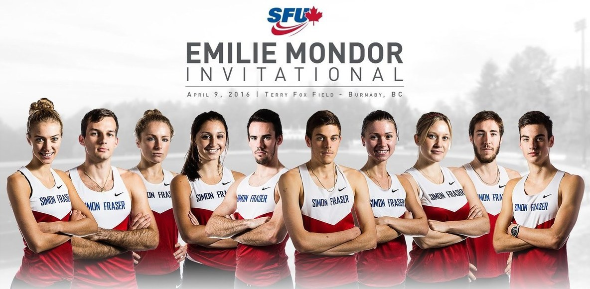 SFU Track and Cross Country
